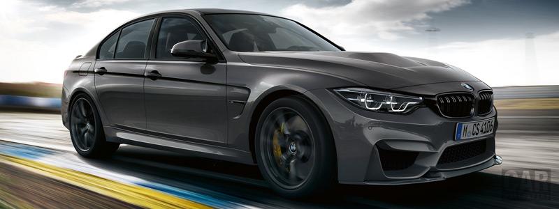Cars wallpapers BMW M3 CS - 2018 - Car wallpapers