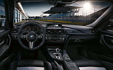 Cars wallpapers BMW M3 CS - 2018