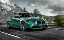 Cars wallpapers BMW M3 Competition - 2020