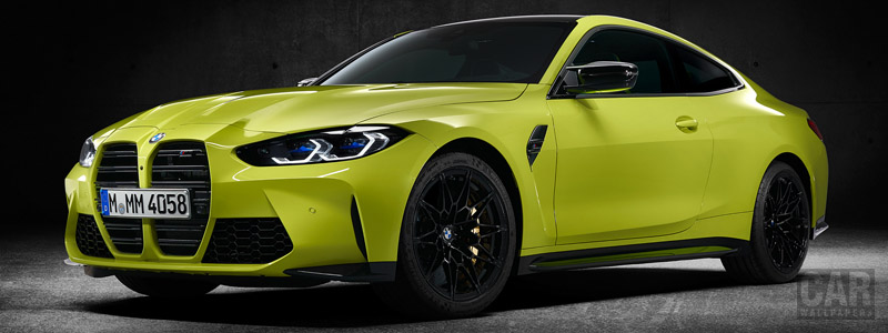 Cars wallpapers BMW M4 Competition - 2020 - Car wallpapers
