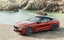 Cars wallpapers BMW M8 Competition Cabriolet - 2019