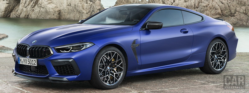 Cars wallpapers BMW M8 Competition Coupe - 2019 - Car wallpapers