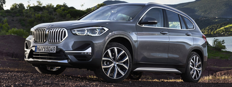 Cars wallpapers BMW X1 xDrive25i xLine - 2019 - Car wallpapers