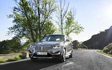 Cars wallpapers BMW X1 xDrive25i xLine - 2019
