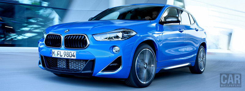 Cars wallpapers BMW X2 M35i - 2019 - Car wallpapers