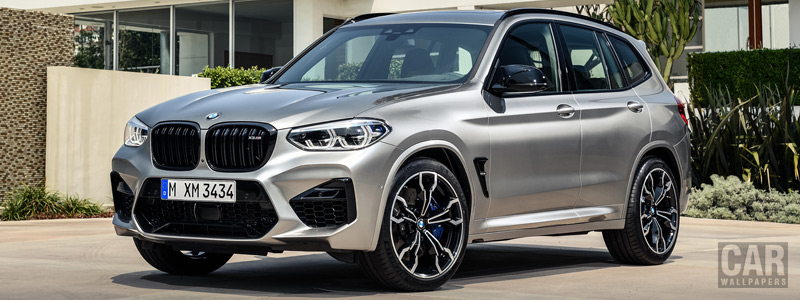 Cars wallpapers BMW X3 M Competition - 2019 - Car wallpapers