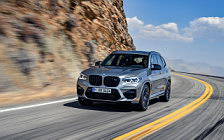 Cars wallpapers BMW X3 M Competition - 2019