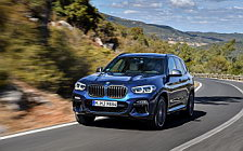 Cars wallpapers BMW X3 M40i - 2018
