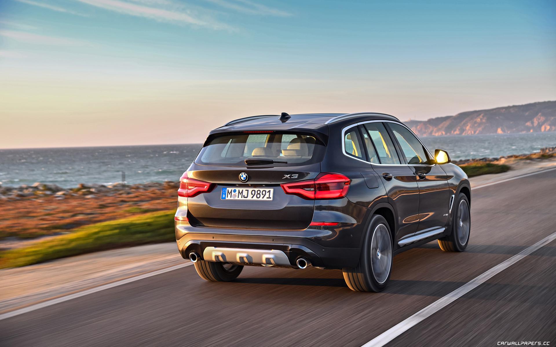 Cars desktop wallpapers BMW X3 xDrive30d xLine - 2018 - Page 2
