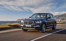 Cars wallpapers BMW X3 xDrive30d xLine - 2018