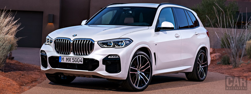 Cars wallpapers BMW X5 xDrive30d M Sport - 2018 - Car wallpapers