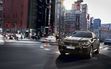 Cars desktop wallpapers BMW X6 M50i - 2019